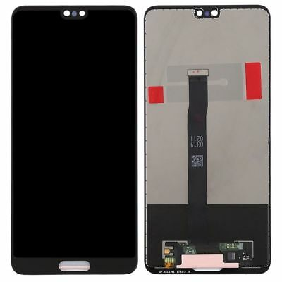 For Huawei P20 Screen Replacement Black Genuine LCD Display Touch Digitizer OEM