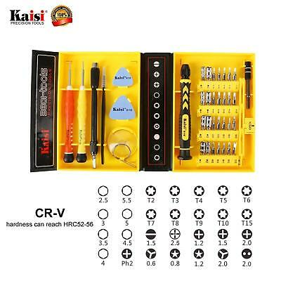 Magnetic Screwdriver Set Precision Tool Kit 38 in 1 For Phones Tablets Computers