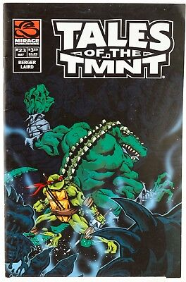 Tales of the TMNT Mirage #23 2006 May Berger Laird Free Postage