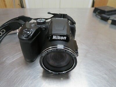 Nikon COOLPIX B500 16.0MP Digital Camera - Black USED