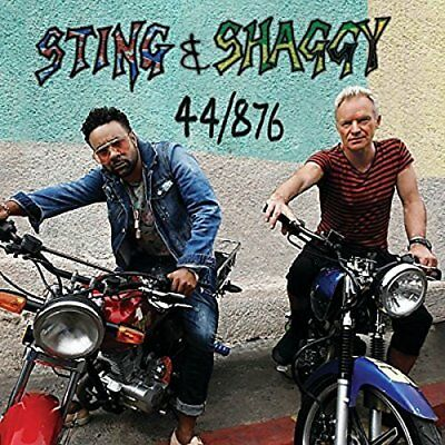 STING & SHAGGY-Sting And Shaggy - 44/876 (Deluxe) CD NEU