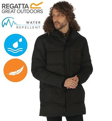 Regatta Mens Freezeway Lightweight Water Repellent Medium-fill Insulated Bodywarmer Jacket