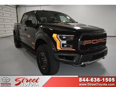 2017 Ford F-150  2017 Ford Raptor 4WD Twin Turbo V-6 3.5 L/213 4WD 1 Owner Clean Carfax