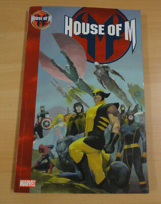 House of M - Graphic Novel