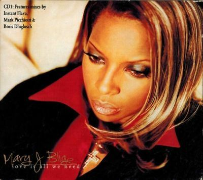 BLIGE, MARY J - Soul is Forever Remix JAY Z MOS DEF CD NEU