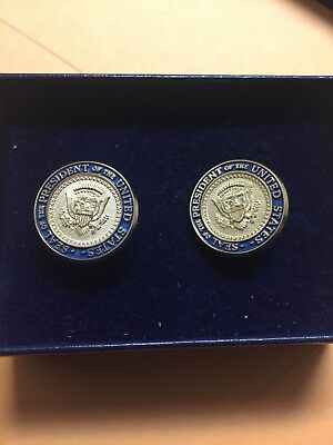 seal of the united states cufflinks