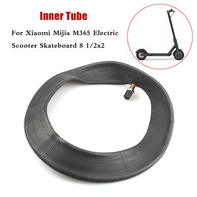 For Xiaomi Mijia M365 Electric Scooter 8 1/2x2 Solid Tire Wheels Inner Tube