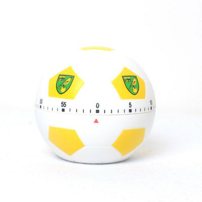 Official Norwich City Fc Musical Egg Timer