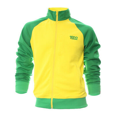 Official Norwich City Fc 1902 Tracktop