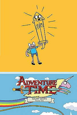 Adventure Time: v. 1: Sugary Shorts Mathematical Edition by Paul Pope (Hardback)