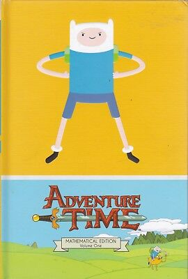 Adventure Time: v. 1: Mathematical Edition by Ryan North, Braden Lamb, Shelli Pa