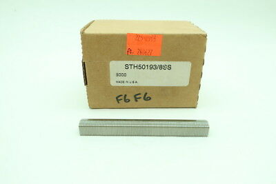 Box Of 5000 New Stanley STH5019 3/8-5.8M Bostitch 3/8in Staples