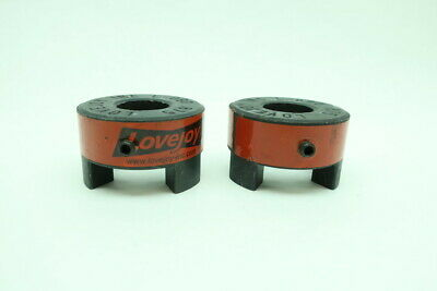 2X NEW LOVEJOY L-090 Jaw Coupling 7/8in