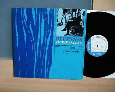 Jackie  McLean  Bluesnik       LP   Near Mint