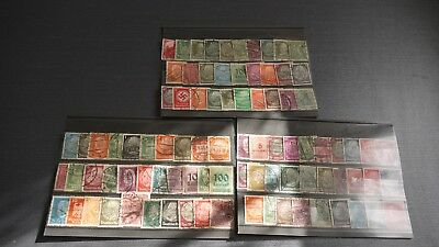 briefmarken deutsches reich, lot.5