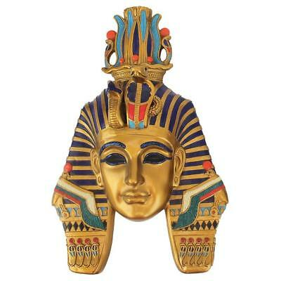 Egyptian Pharaoh Mask Ancient Egypt Pharaoh Wall Hanging Art, Home Decor
