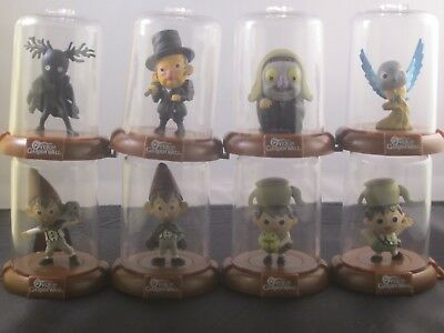 New Domez Over the Garden Wall Complete set of 8