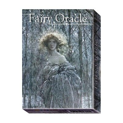 Fairy Oracle Cards, Artwork by Arthur Rackham, brand new from Lo Scarabeo!