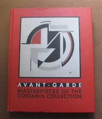 Avant-Garde Masterpieces of the Costakis Collection - 1st HC 2001 - art