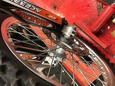 KTM 200 exc enduro motor cycle  01/09/2007. 57 plate with V5