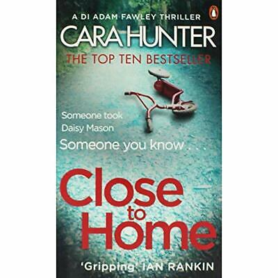 Cara Hunter Close to Home Book The Cheap Fast Free Post