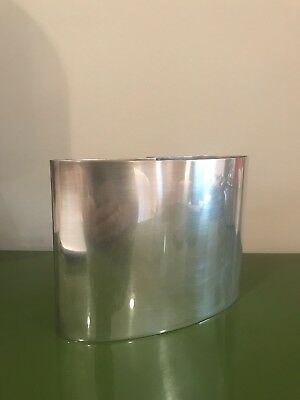 Tom Ford For Gucci Silver Vase