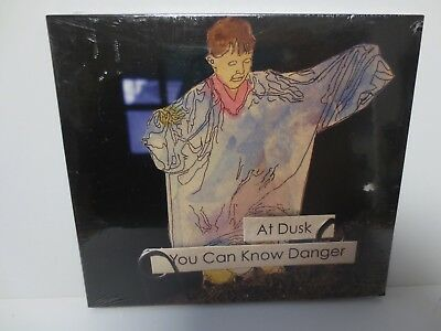 AT DUSK ~ YOU CAN KNOW DANGER ~ digipack ~ NEW SEALED CD