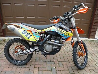 ktm 450 sxf  2013 Road registered not exc wr wrf yzf crf