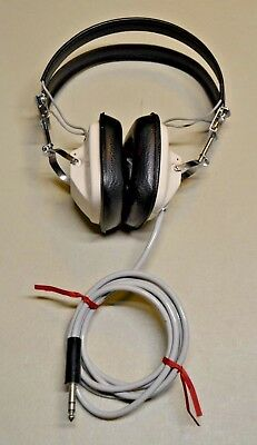 Vintage Sansui SS-2 Stereo Headphones - , MADE IN JAPAN, TESTED & WORKING GREAT