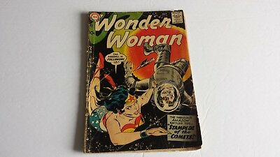 Comic Wonder Woman 1958 July No 99 issue