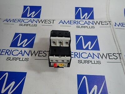 RT1U General Electric 21 to 26 amp 3 Pole Overload Relay