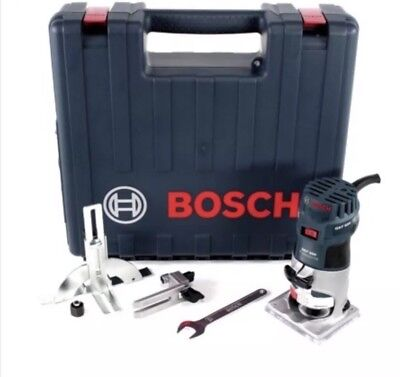 Bosch GKF 600 230v Palm Router Boxed Excellent Condition