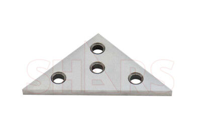 Shars 45 Degree Solid Angle Plate New