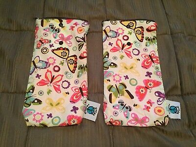 Planet Wise Wipes pouches - cloth Diapers