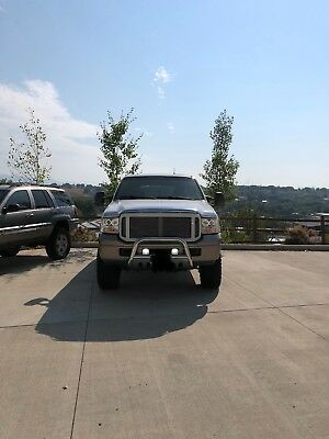2005 Ford Excursion Limited 2005 Ford Excursion