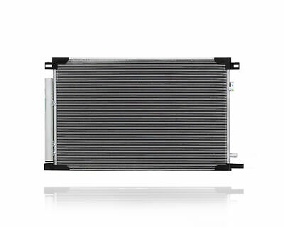 AC Condenser For 30085 18-19 Toyota Camry Japan/Mexico-Built w/ Receiver & Dryer