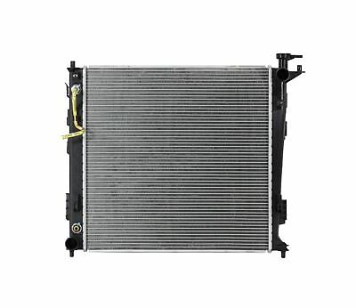 Radiator Fit/For 13324 11-16 Kia Sportage 4Cy 2.0L PTAC 1-Row WithTransOilCooler