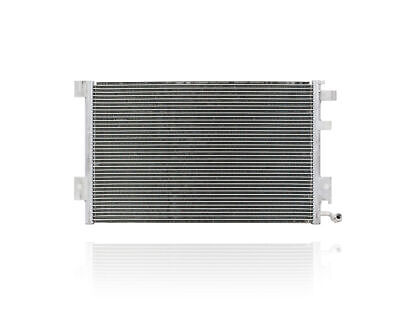 A-C Condenser - Koyoair Fit/For 4905 10-15 Lexus RX350 3.5L With Receiver&Dryer
