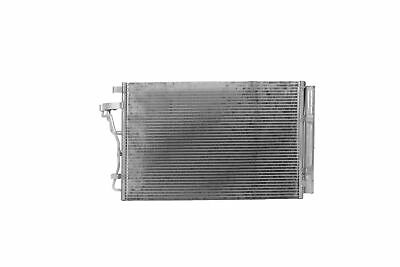 A-C Condenser - Koyoair Fit/For 4431 14-16 Kia Soul With Receiver & Dryer
