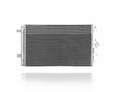 A-C Condenser Fit/For 30082 18-19 Equinox 18-18 Terrain With TOC + ReceiverDryer