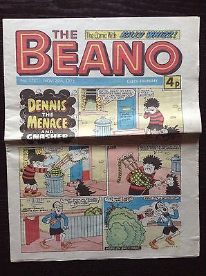 THE BEANO comic no. 1741