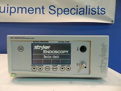 Stryker 40L CORE High Flow Insufflator with Low Flow Mode 620-040-503