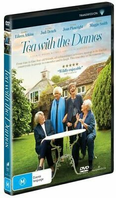 NEW Tea with the Dames DVD Free Shipping