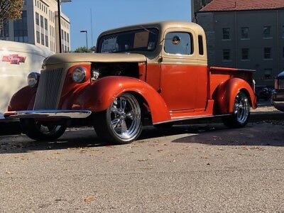 1938 Chevrolet Other Pickups  1938 Chevy Extended Cab Truck