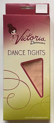 NEW - Footed Dance Tights - Ballet Pink - Child and Adult Sizes