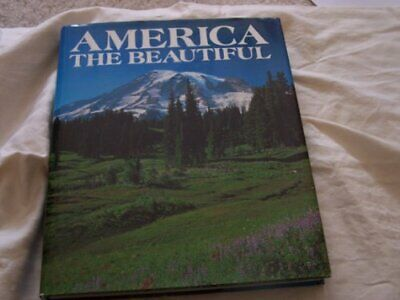 America the Beautiful by Bookthrift Book The Cheap Fast Free Post