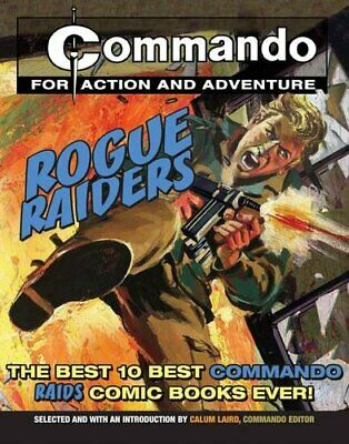 Commando: Rogue Raiders by Laird, Calum Paperback Book The Cheap Fast Free Post