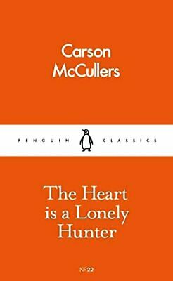 The Heart is a Lonely Hunter (Pocket Penguins) by McCullers, Carson Book The
