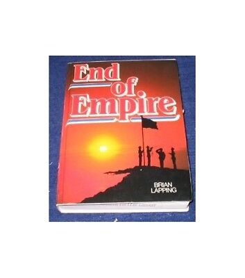 End of Empire by Lapping, Brian Book The Cheap Fast Free Post