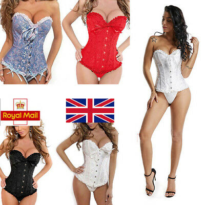 Lady Slimming Corset and Basques Waist Traniner Bustier Lingerie Top Shapewear